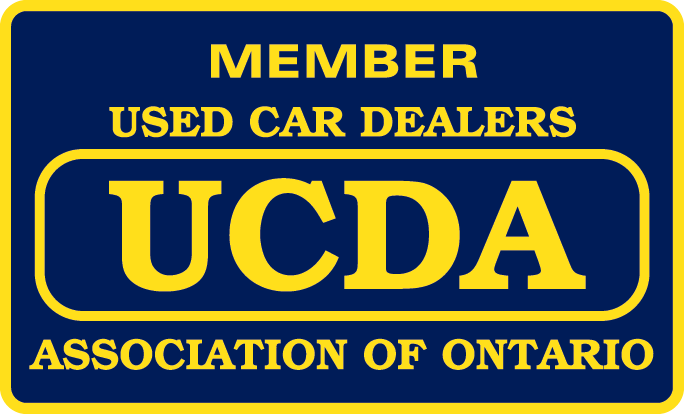 UCDA Used Car Dealer Association of Ontario Logo