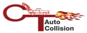 Ct Auto Collision Logo