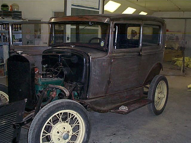 classic car restore